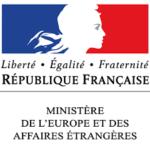 logo ministère de l'europe etd es affaires étrangères