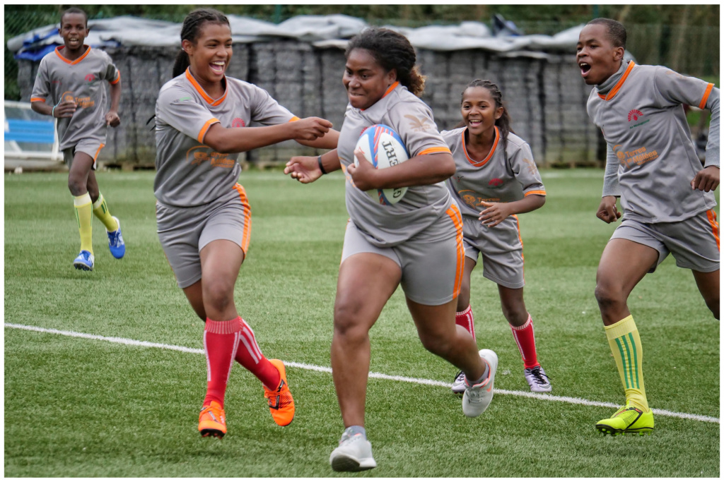 programme alefa, rugby solidaire féminin
