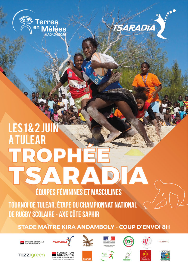 Affiche trophée tsaradia